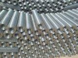 低炭素か電流を通された鉄のワイヤーによって溶接される金網