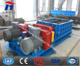 China-gut doppelte gezahnte Rollenzerkleinerungsmaschine für Bergbau