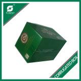 Golf Karton die de Doos van het Bier van 24 Flessen verpakken