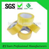 Желтовато клейкая лента Hotmelt OPP