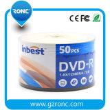 Farben-Firmenzeichen-Dural Qualitätsleerzeichen DVD 16X des Bildschirm-Drucken-3
