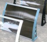 Малая сень двери поликарбоната размера упаковки с средним профилем отладки