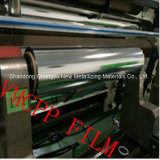 Película de VMCPP para el embalaje flexible con el sellado caliente de la baja temperatura