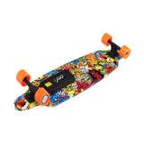 Скейтборд 2 моторов Longboard изготовления каретный электрический