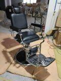 이발사는 이발소용 의자 이발소 유일한 모양 의자를 둔다