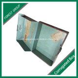 Contenitore pieghevole nero di scatola (FP11004)