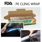 Film Transparent Cling High Quality Wrap PE Clear Sticky