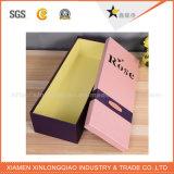 Kundenspezifischer Geschenk-gewölbter Karton-Kasten, gewölbter Kasten mit gedrucktem Firmenzeichen