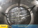 3000リットルS.S 316混合タンクステンレス鋼混合タンク