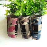 Auf lagerangebot! ! ! Neueste Produkte Reuleaux Rx2/3 150With200W Kasten-MOD-Tarnung-Leder-Kasten