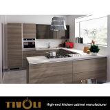 Изготовление шкафа кухни и ванной комнаты при изготовленный на заказ Desginer сделанное для строителей Tivo-0165h