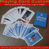 広告宣伝のペーパーゲームカード