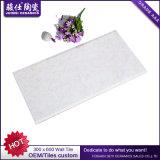 azulejo impermeable de la pared del recubrimiento de paredes de los materiales de construcción 300X600 para el cuarto de baño de la cocina