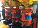 Yunlihong Ylh-21 21 alimentants automatiques Cbm par machine sèche de béton projeté d'heure