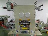 La alta calidad de la etiqueta del proveedor chino de estampado en caliente Máquina de troquelado y
