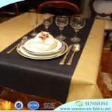 ポリプロピレンのテーブルクロス、円卓会議の布、食卓用リネン