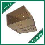 Caixa de cartão ondulado da qualidade de nível elevado