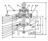 клапан регулирование скорости и направления движения 100X
