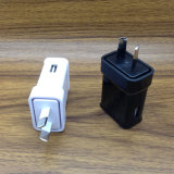 전화 Charger Au Plug 10W 5V2a Power Adapter USB Charger