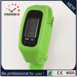 スポーツ(DC-001)のための新式の歩数計の腕時計の昇進の腕時計