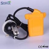 Explosives Proof Mining Hard Hat Lamp mit 4.2ah Li-Ion Battery