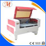 Máquina de estaca do laser do tamanho médio para os acessórios de pano (JM-1390H-CCD)