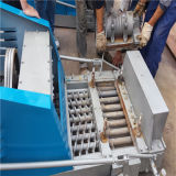 Konkrete hohle Kern-Platte-Herstellung/, die Maschine/FertigBetonmauer-Panel bildet