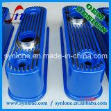 アルミニウム自動車部品のためのダイカストの青いカバーを