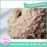 Lãs Merino China do tapete dos carneiros da cor do camelo de matéria têxtil