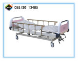 (A-66) Cama de hospital Double-Function movible con la pista de la base del ABS