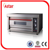 Astar Gas Forno One Deck Dois Bandeja para Bakery Store, de alta qualidade, fogão de aço inoxidável comercial com preço acessível