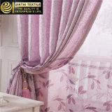 La ventana al por mayor cubre y las cortinas del telar jacquar para los cabritos