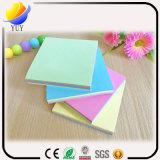 Горячий продавать и цветастые виды подгонянной формы бумажных липких примечания и Notepaper и Paster для выдвиженческих подарков