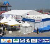 Pequeña tienda de aluminio de la pagoda de la estructura para la exposición