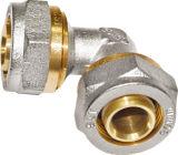 Encaixes de bronze sem chumbo retangulares (EM-V-7)