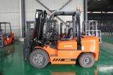 Diesel3.5ton gabelstapler, automatisches Senden, 3m anhebende Höhe, bester Fabrik-Preis