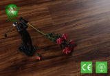 Suelo auto-adhesivo negro del PCS del azulejo de suelo del vinilo 20 - 12 reales '' X12 ''