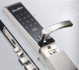 Fechamento de porta múltiplo da senha da segurança da função para a HOME