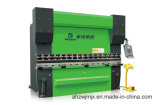 We67k 125t/3200電気流体式の二重サーボ同期CNC曲がる機械