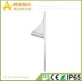 100W 5 гарантированности СИД уличного света Alumuilum сплава энергии лет светильника Saing с датчиком PIR