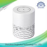 El mini altavoz sin hilos ligero del Portable LED valida insignia