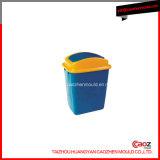 Литье пластмасс под давлением Dustbin Плесень со сменной крышкой