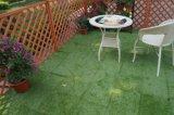 suelo que se enclavija de la hierba artificial de los 30*60cm para el jardín