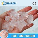 Ghiaccio trasparente di cristallo del ghiaccio in pani di Koller