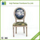 食堂の家具の丸背のホテルの椅子(ジョアナ)