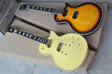 Hanhai/Lp kundenspezifische elektrische Gitarren-Installationssätze (DIY Gitarren-Karosserie und Stutzen)