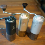 Moedor de café manual do aço inoxidável de Mooov para a fabricação de cerveja da precisão
