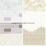 Azulejo de piedra de mármol de cerámica de la pared del suelo de la alta calidad