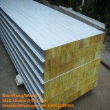 바위 모직 샌드위치 위원회 벽과 지붕 50/75/100/150mm