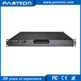 cajón COMBINADO de la pulgada LED KVM del montaje de estante 1U 17